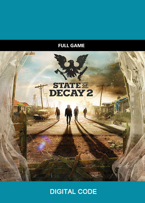 State of Decay 2 Xbox One Key Windows 10 Global
