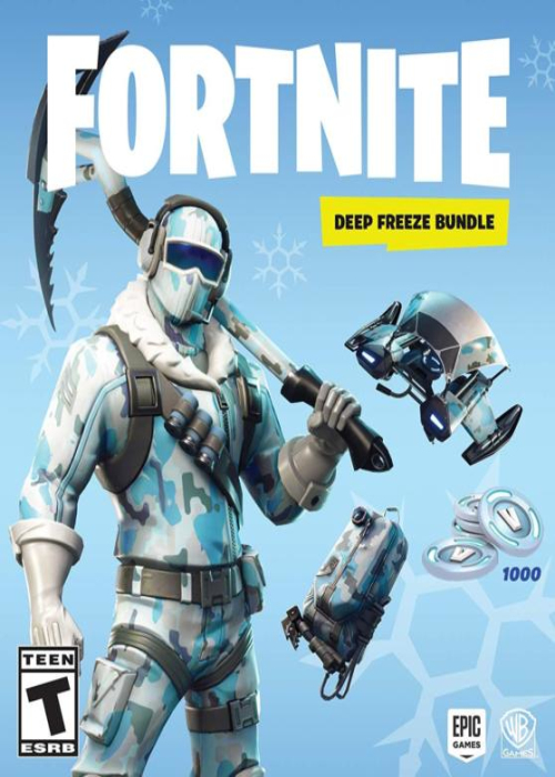Fortnite Deep Freeze Bundle PC Key Global