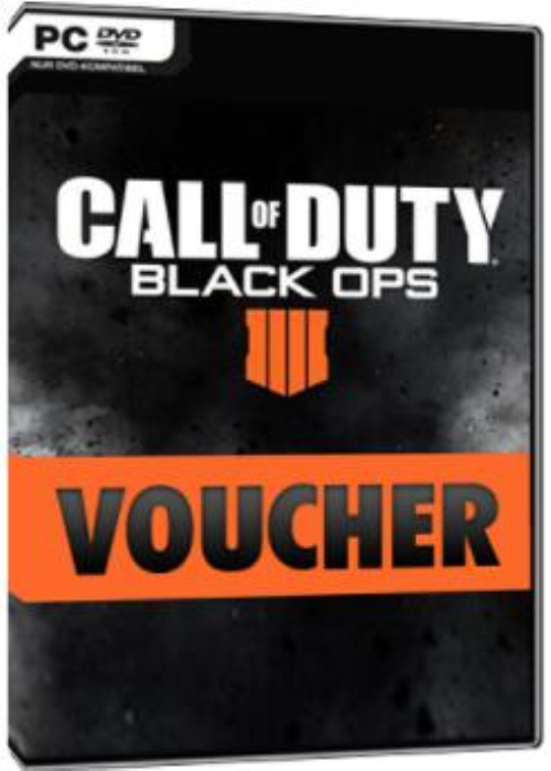 Call Of Duty Black Ops 4 Voucher Key