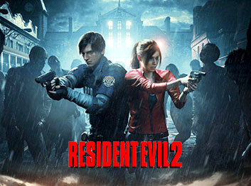 Official Resident Evil 2 Steam Key EU
