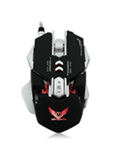 ZERODATE 3200 DPI 7 Buttons Game Mouse