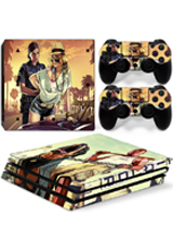 GRAND THEFT AUTO FOR PS4 PRO SKIN STICKER COVER FOR PS4