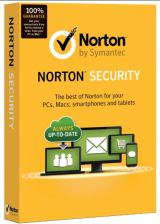 Official Norton Security 5PC 1 Year Symantec Key North America
