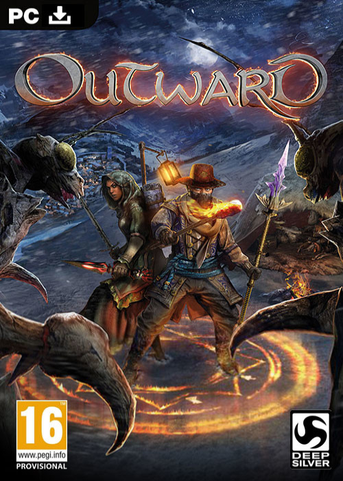 Outward Steam Key