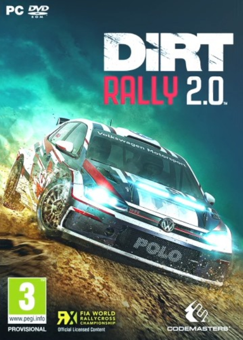 Dirt Rally 2.0 Steam Key
