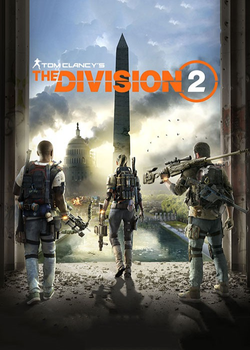 Tom Clancys The Division 2 Uplay Key EU