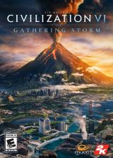 Official Civilization 6 Gathering Storm Steam CD Key EU