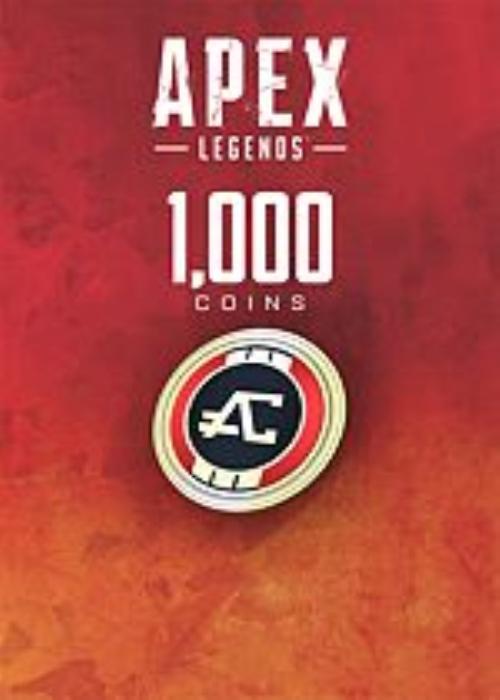 Apex Legends 1000 Coins Cloud Activation Key GLOBAL