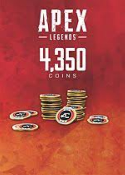 Apex Legends 4000(+350 Bonus) Coins Cloud Activation Key GLOBAL