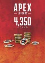 Official Apex Legends 4000(+350 Bonus) Coins Cloud Activation Key GLOBAL