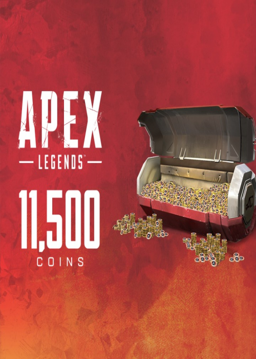Apex Legends 10000(+1500 Bonus) Coins Cloud Activation Key GLOBAL