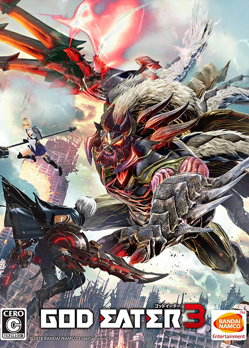 GOD EATER 3 Steam Cloud Activation CD Key