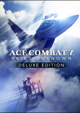Official ACE COMBAT 7: SKIES UNKNOWN Deluxe Edition Steam Cloud Activation CD Key