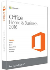 Official Microsoft Office Home And Business 2016 CD Key