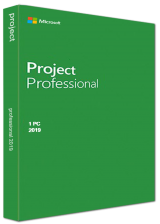 Official Project Professional 2019 Key Global
