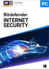 Official Bitdefender Internet Security 2019 1 PC 1 Year Key Global