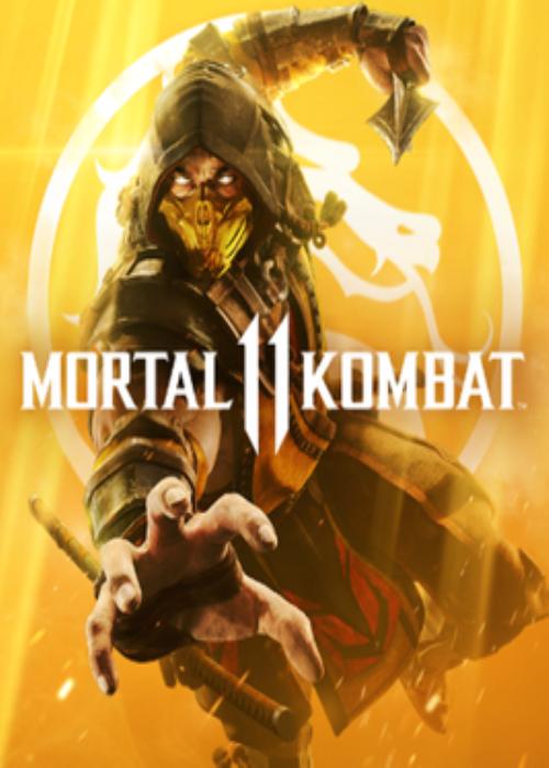 Mortal Kombat 11 Steam Key EU