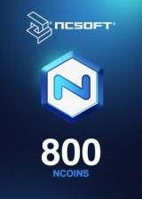 Official 800 NCoins NCSoft North America Code