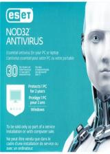 Official Eset Nod32 Antivirus OEM V11 1 PC 2 Year Key Global