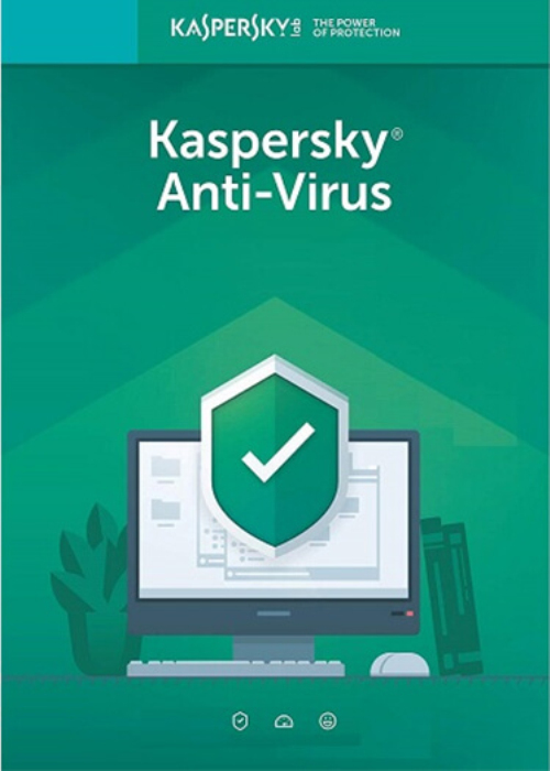 Kaspersky Antivirus 2019 3 PC 1 Year Key North America