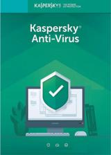 Official Kaspersky Antivirus 2019 3 PC 1 Year Key North America