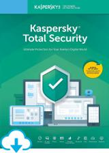 Official Kaspersky Total Security 2019 10 PC 1 Year Key North America