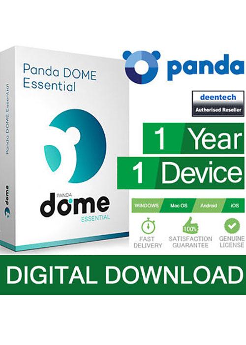 Panda Dome Essential 1 PC 1 Year Global Key