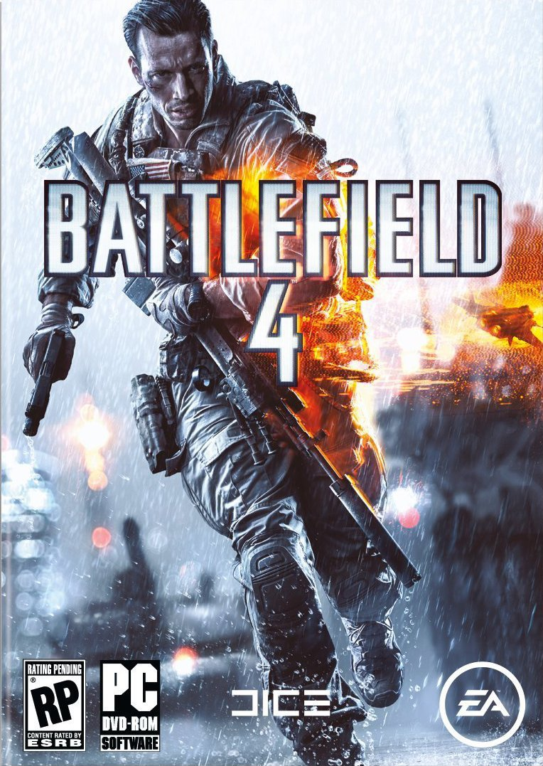 Battlefield 4 Origin CD Key Global