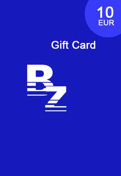 BZ Gift Card 10 EUR