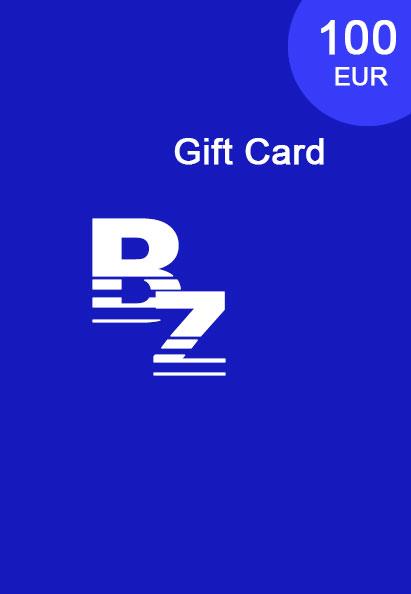 BZ Gift Card 100 EUR