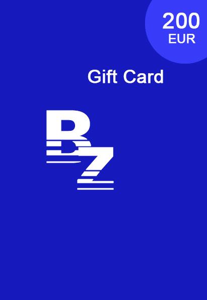 BZ Gift Card 200 EUR