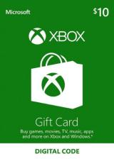 Official XBOX Live Gift Card 10 USD Key