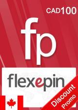 SCDKey.com, Flexepin Voucher Card 100 CAD