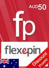 SCDKey.com, Flexepin Voucher Card 50 AUD