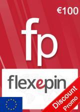SCDKey.com, Flexepin Voucher Card 100 EUR