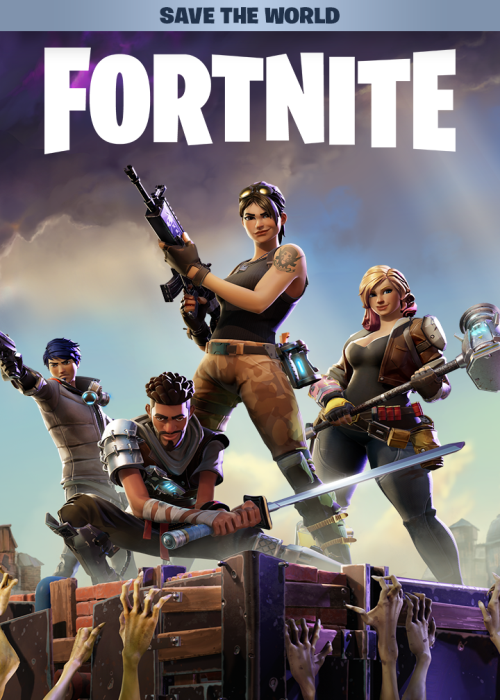 Fortnite Standard Founder Pack Epic Key Global
