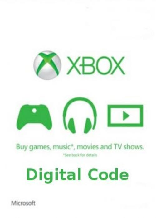 XBOX Live Gift Card 15 GBP Key