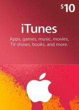 SCDKey.com, Apple iTunes Gift 10 USD