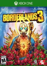 Official Borderlands 3 Xbox One Key Global