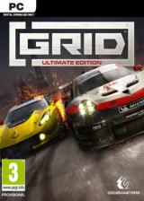 Official Grid Ultimate Edition Steam Key Global