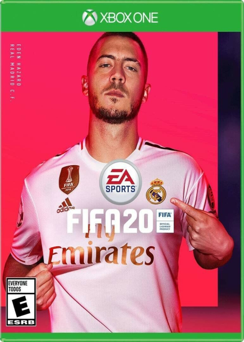 FIFA 20 Standard Edition Xbox Key Global