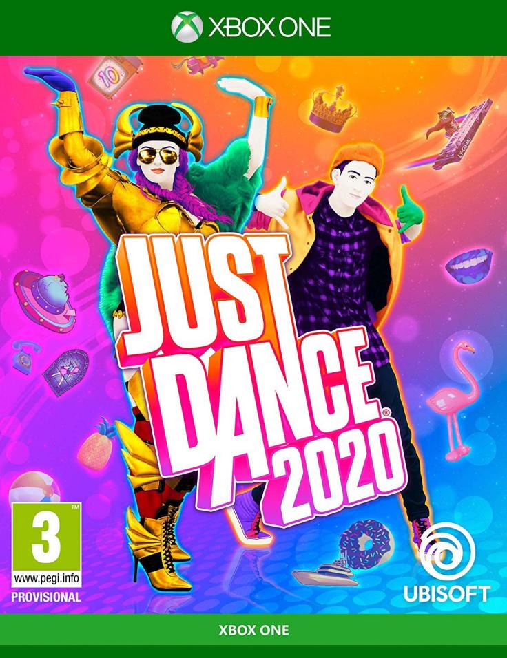 Just Dance 2020 Xbox One Key United States