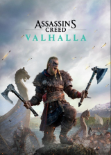 Official Assassin's Creed Valhalla Standard Edition Uplay CD Key EU