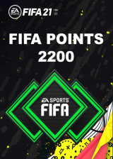 SCDKey.com, FIFA 21 2200 FUT Points DLC Origin Key Global PC