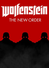 Official Wolfenstein The New Order Steam CD Key