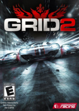Official Grid 2 Steam CD-Key