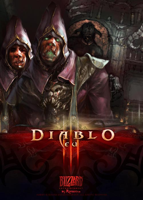 Diablo 3 EU Standard Edition CD-Key
