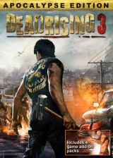Official Dead Rising 3 Apocalypse Edition Steam CD Key (not in Japan)