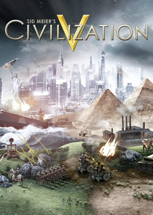 Civilization V Steam CD Key