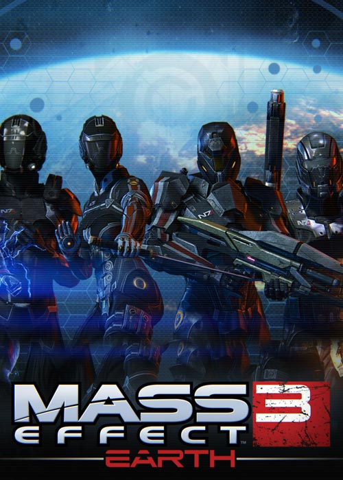 Mass Effect 3 Origin CD-Key